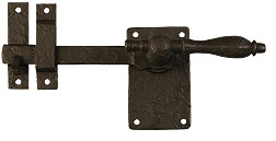 bronze gate hardware